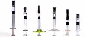 glass prefilled syringes